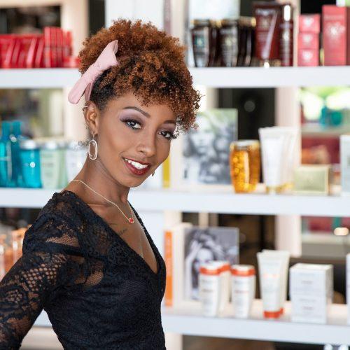 celebrity spa salon - mary williams